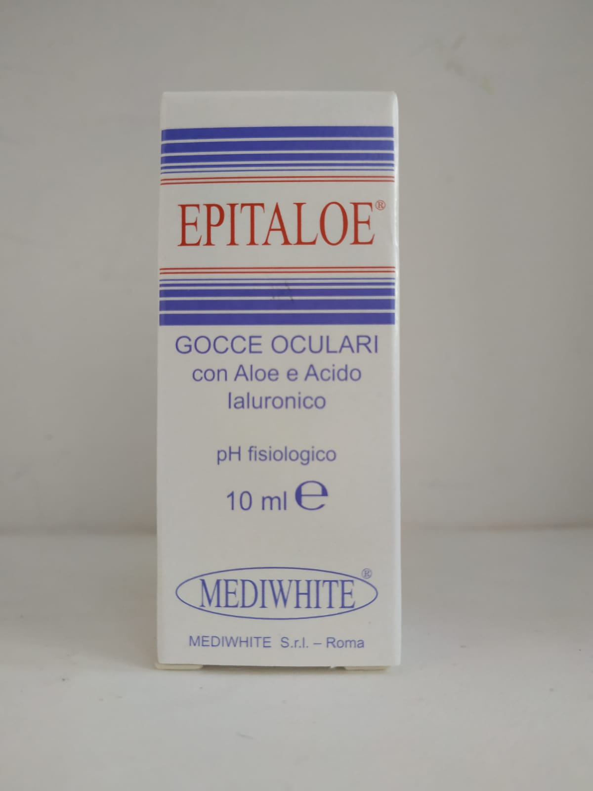 Epitaloe Gocce Naturali Vegetali 10 ml