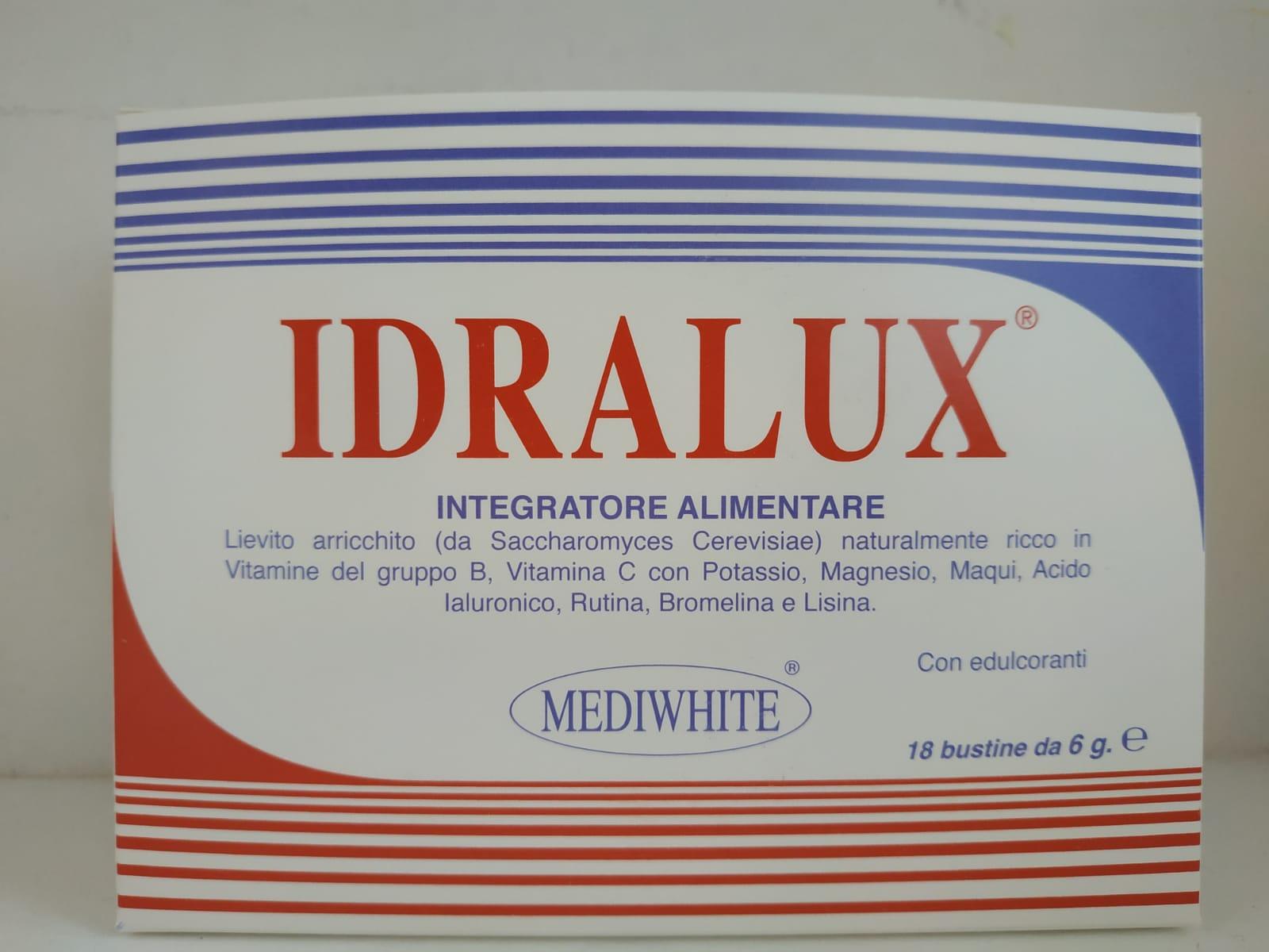 IDRALUX 18 BUSTINE