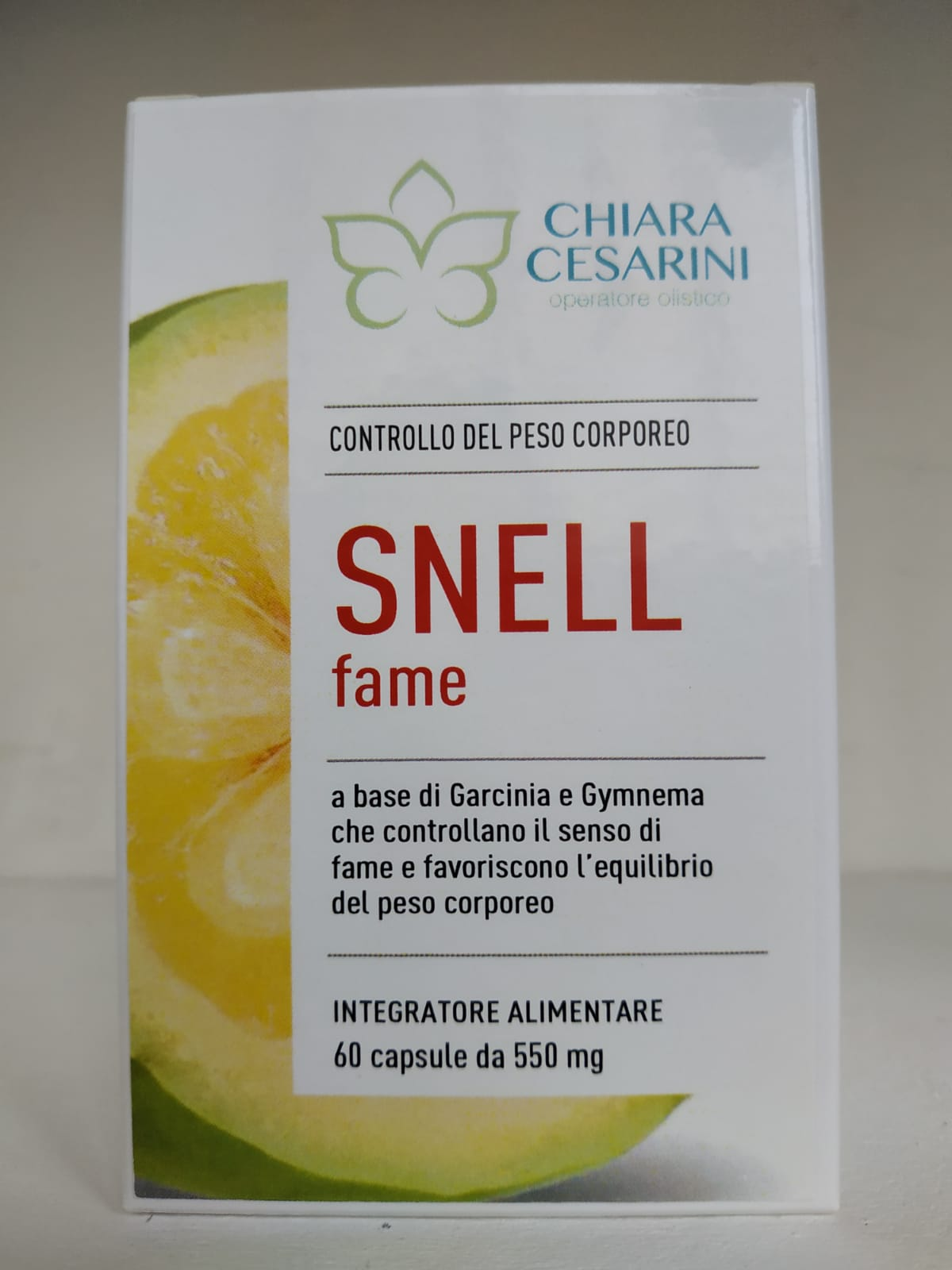 SNELL FAME - 60 capsule